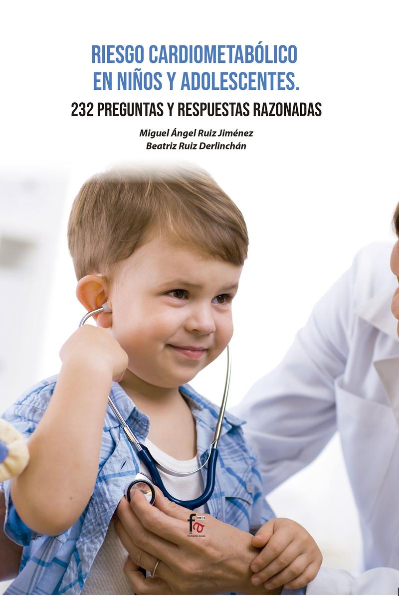 RIESGO CARDIOMETABÓLICO EN NIÑOS Y ADOLESCENTES.: portada