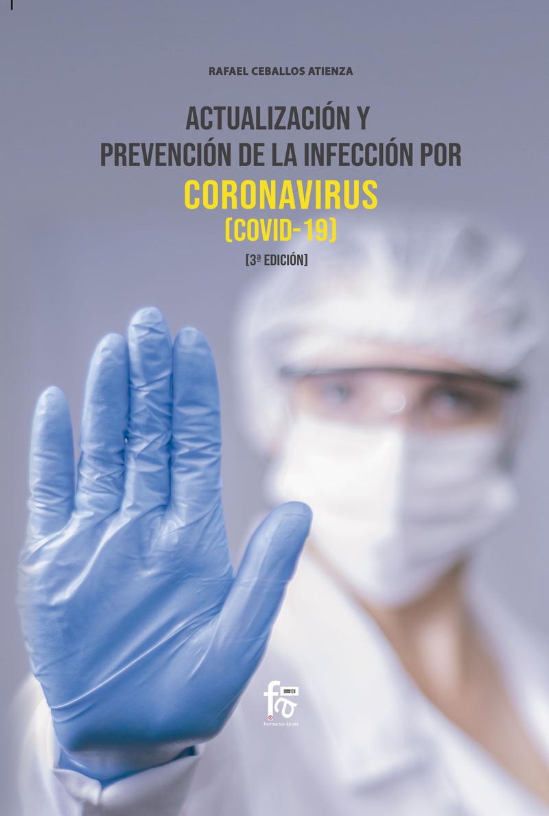 ACTUALIZACIÓN Y PREVENCIÓN DE LA INFECCIÓN POR CORONAVIRUS: portada