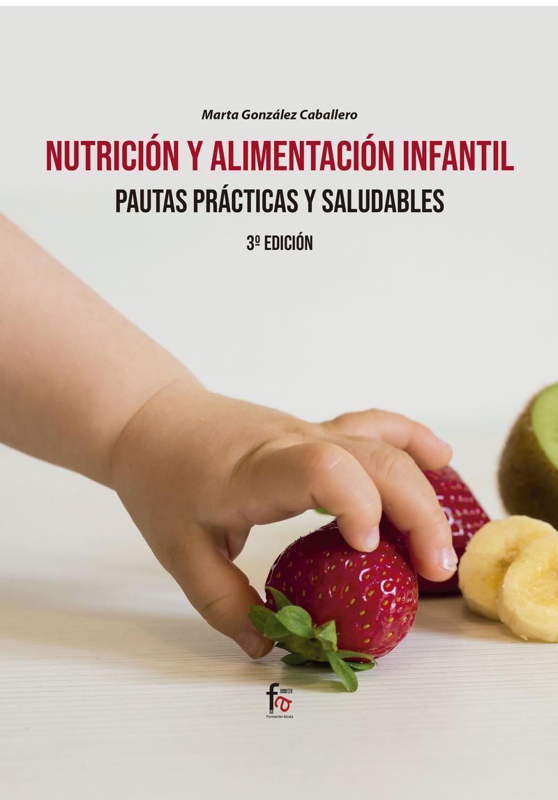 NUTRICIÓN Y ALIMENTACIÓN INFANTIL.: portada