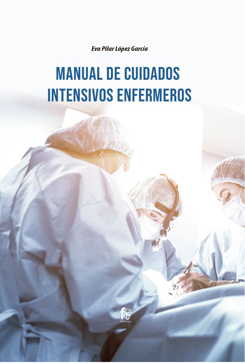 MANUAL DE CUIDADOS INTENSIVOS ENFERMEROS: portada