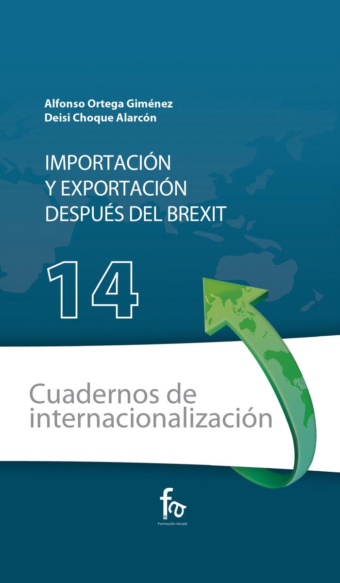 IMPORTACIÓN Y EXPORTACIÓN DESPUÉS DEL BREXIT: portada