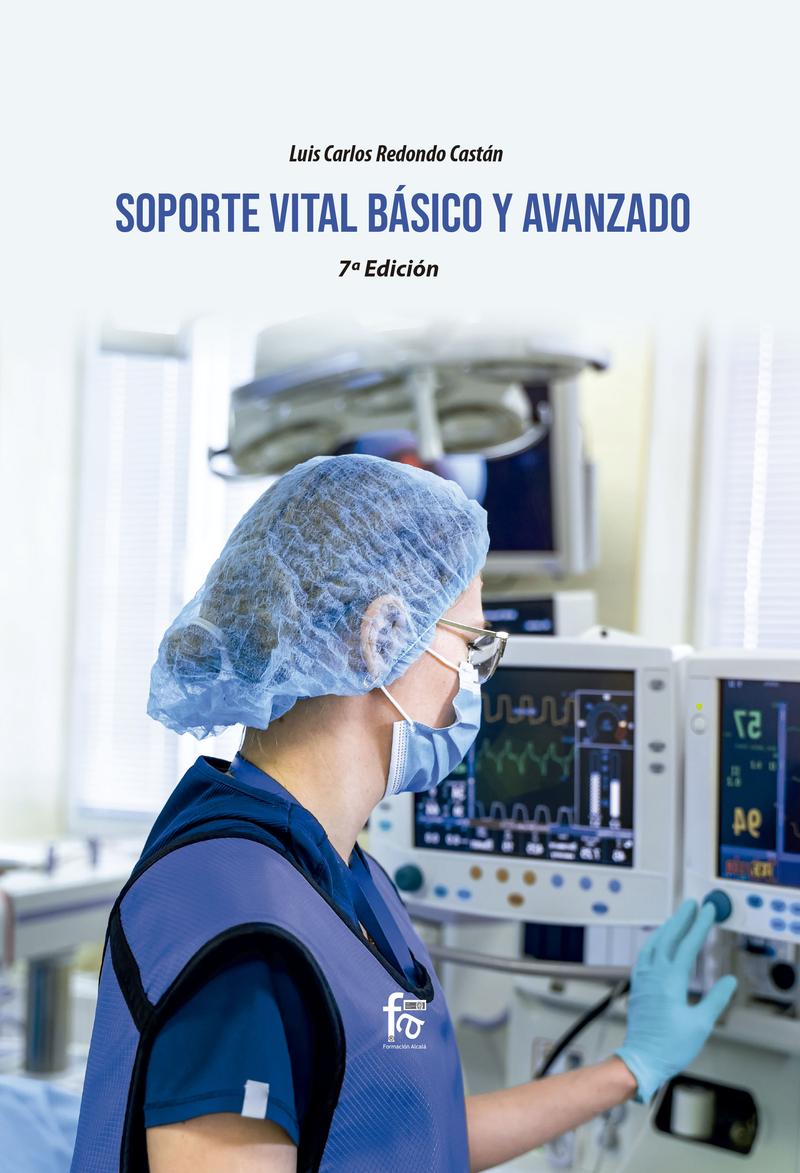 SOPORTE VITAL BÁSICO Y AVANZADO -7º EDICIÓN: portada
