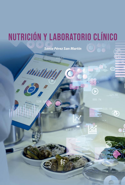 NUTRICIÓN Y LABORATORIO CLÍNICO: portada