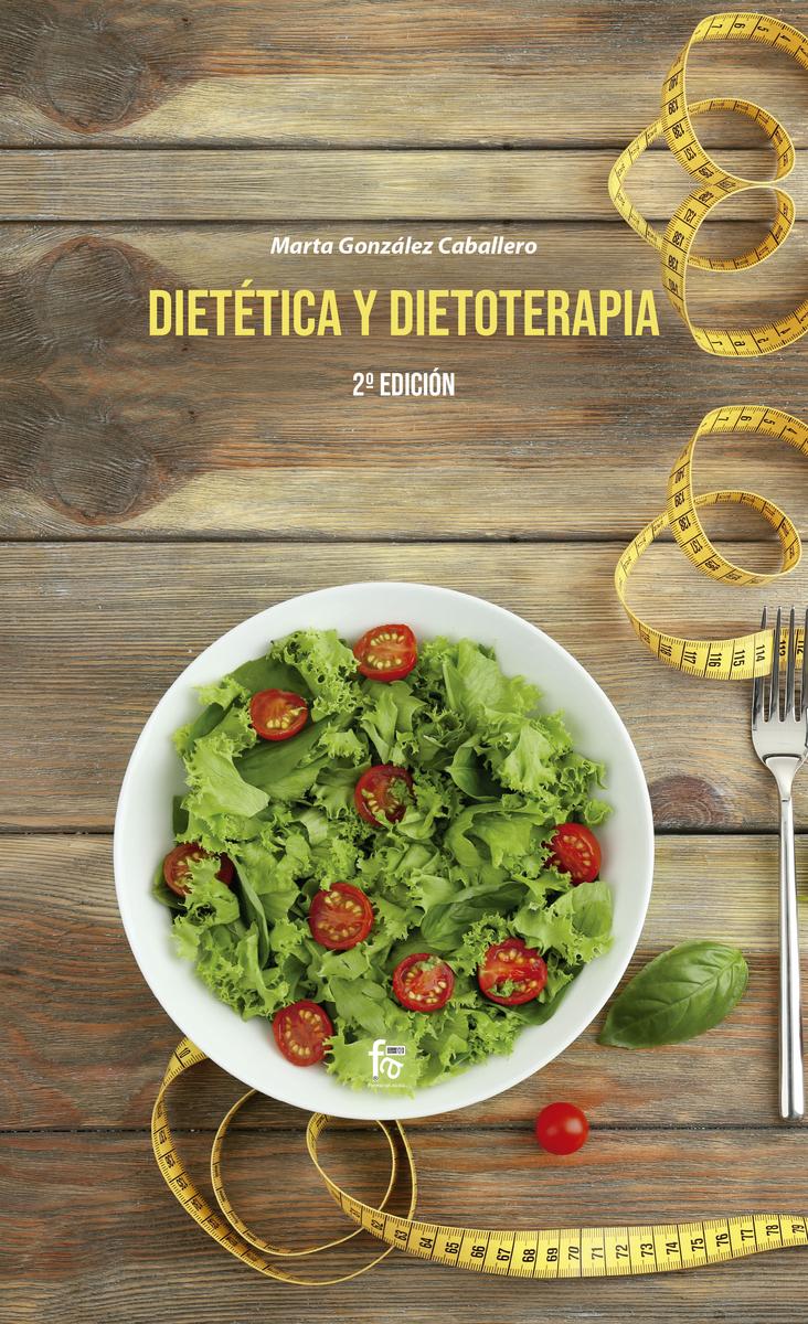 DIETÉTICA Y DIETOTERAPIA-2 edición: portada