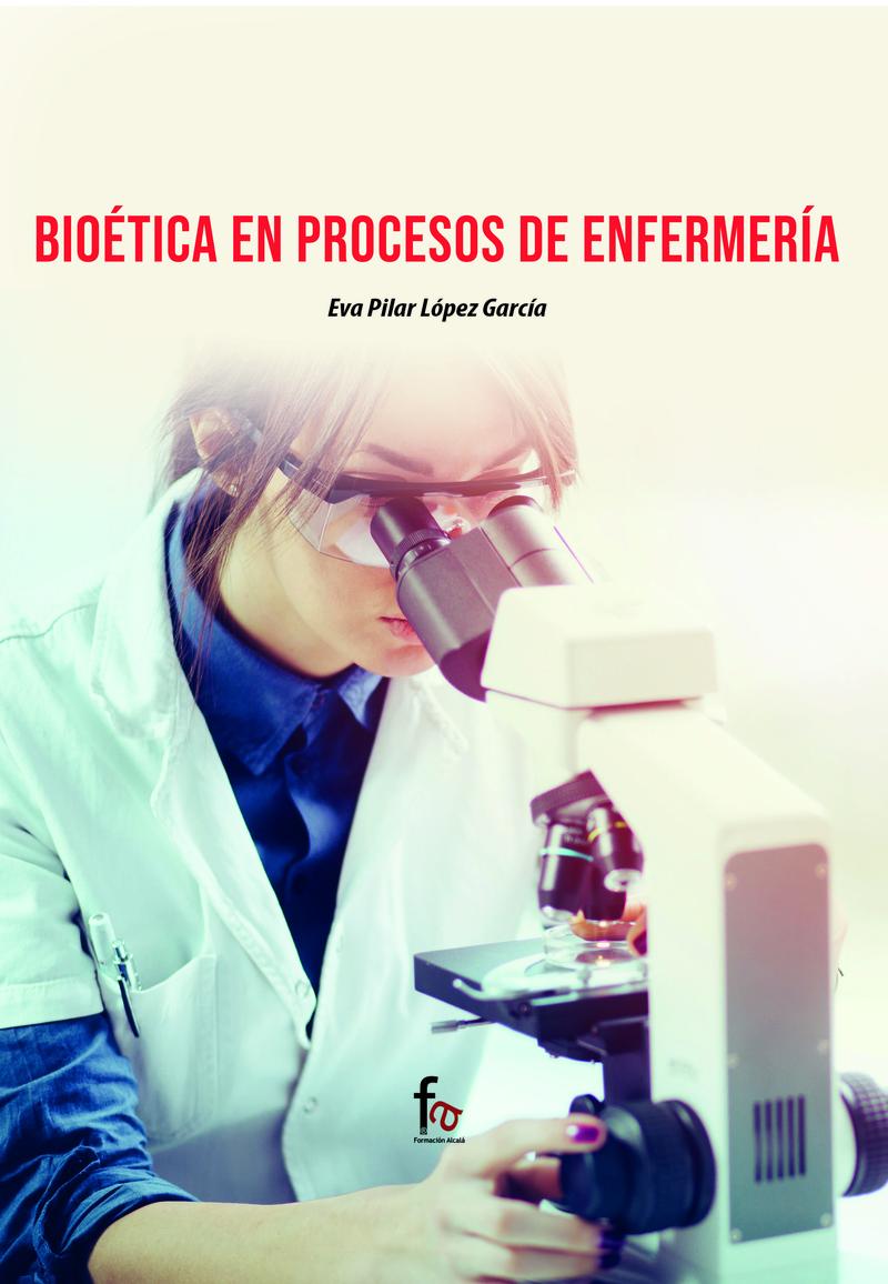 BIOÉTICA EN PROCESOS DE ENFERMERÍA: portada