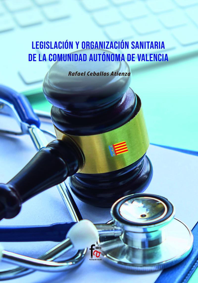 LEGISLACIÓN Y ORGANIZACIÓN SANITARIA DE LA COMUNIDAD: portada