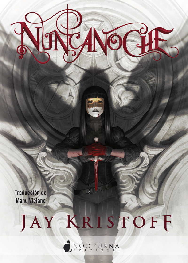 NUNCANOCHE (2ªED): portada