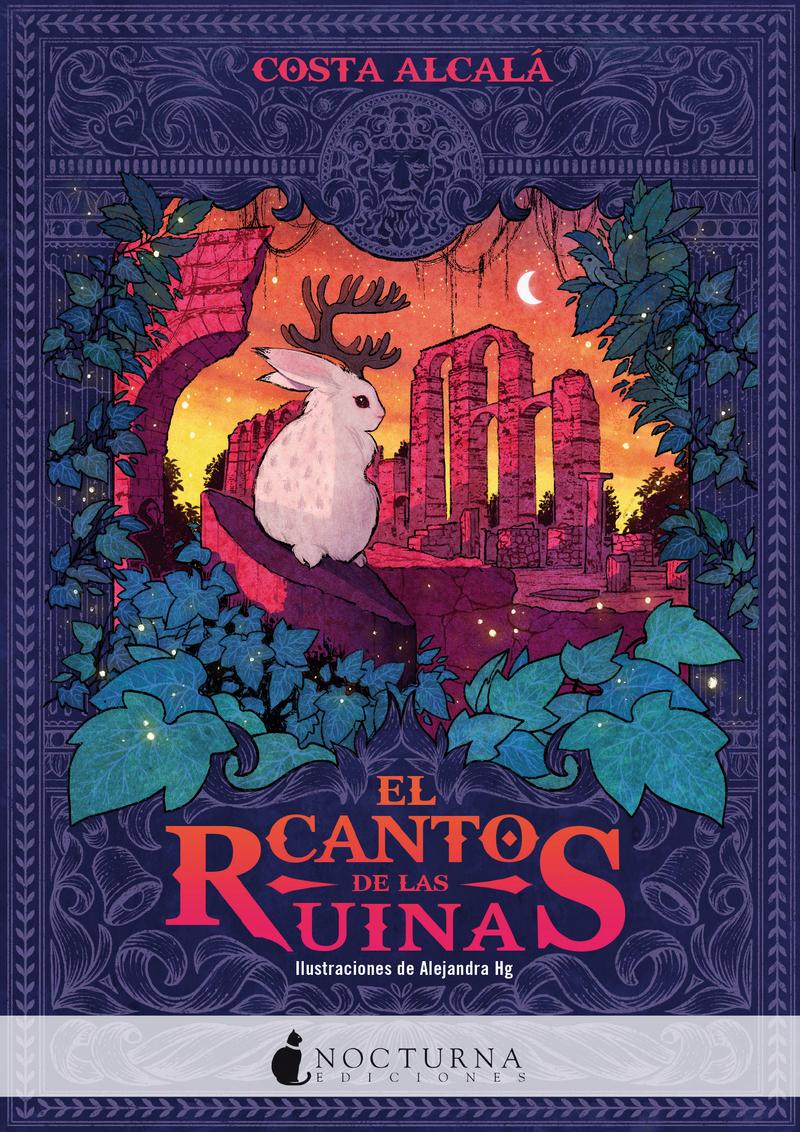 CANTO DE LAS RUINAS,EL: portada