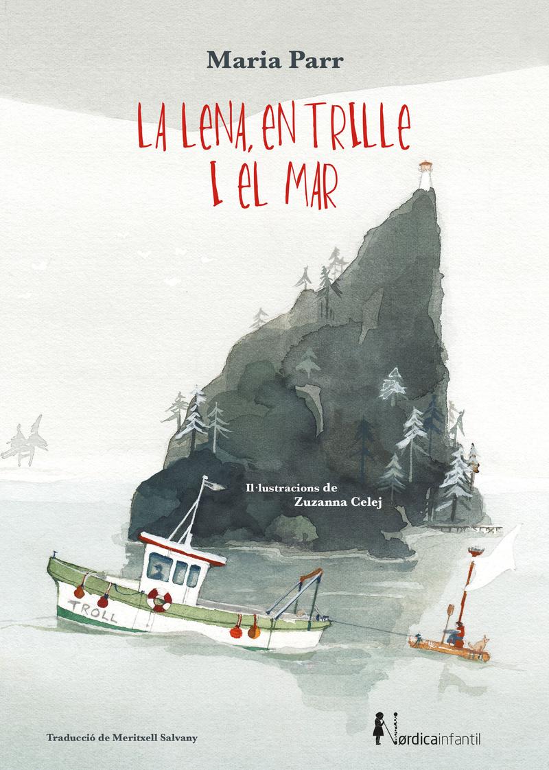 La Lena, en Trille i el mar: portada