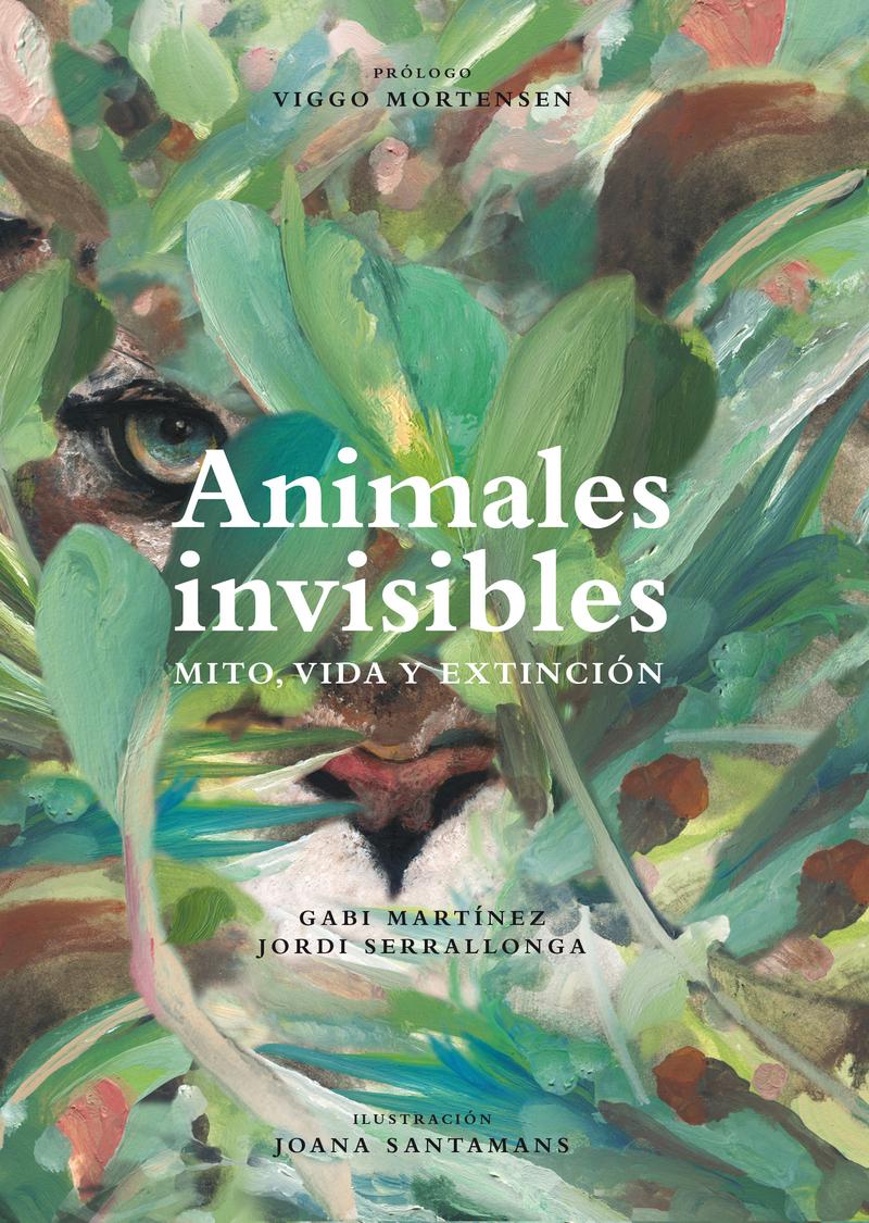 Mito, vida y extinción. Animales invisibles: portada
