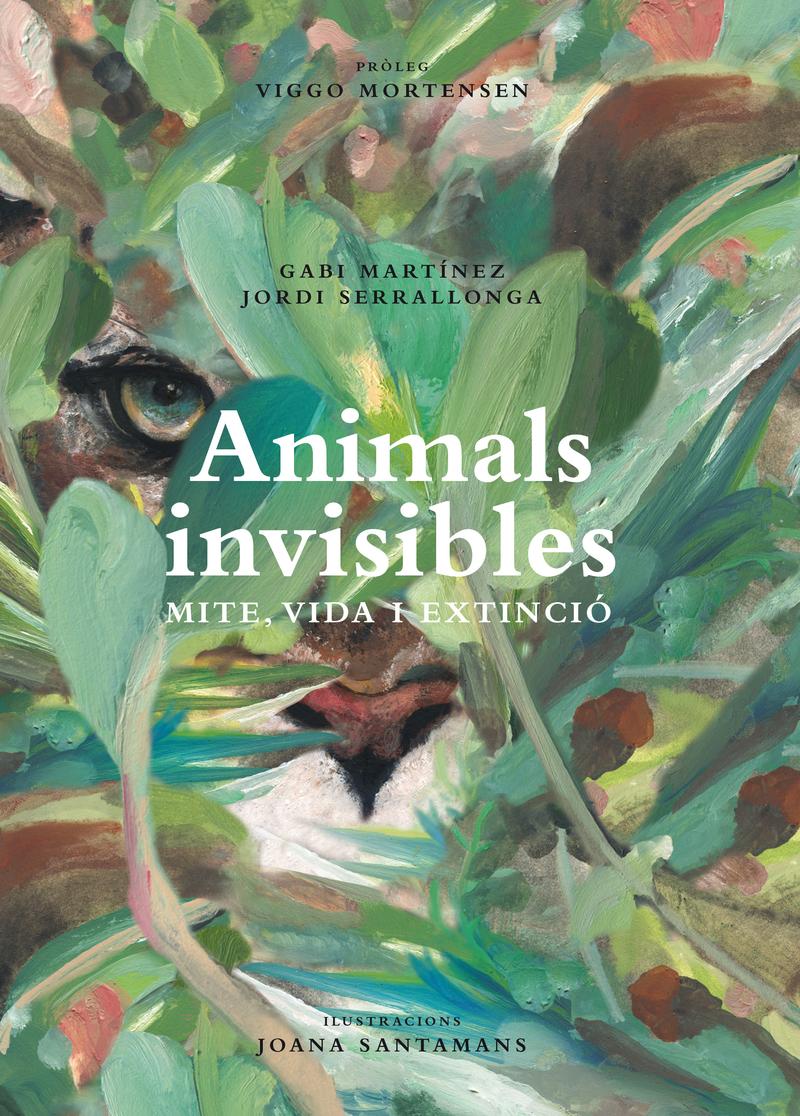 Mite, vida i extinció. Animals invisibles: portada