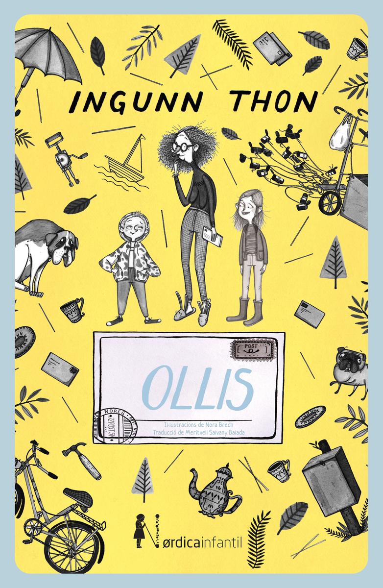 Ollis (ed. en català): portada