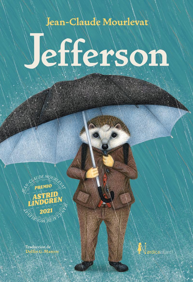 Jefferson (rústica): portada