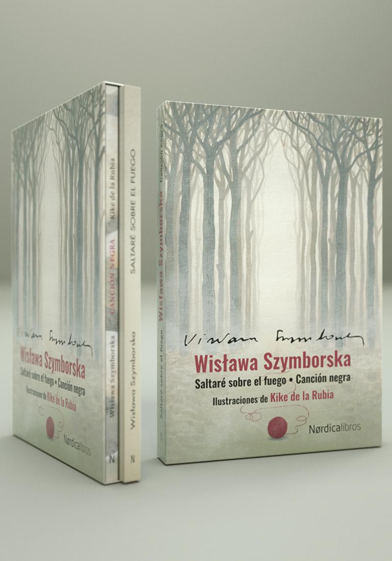 Estuche Wislawa Szymborska: portada