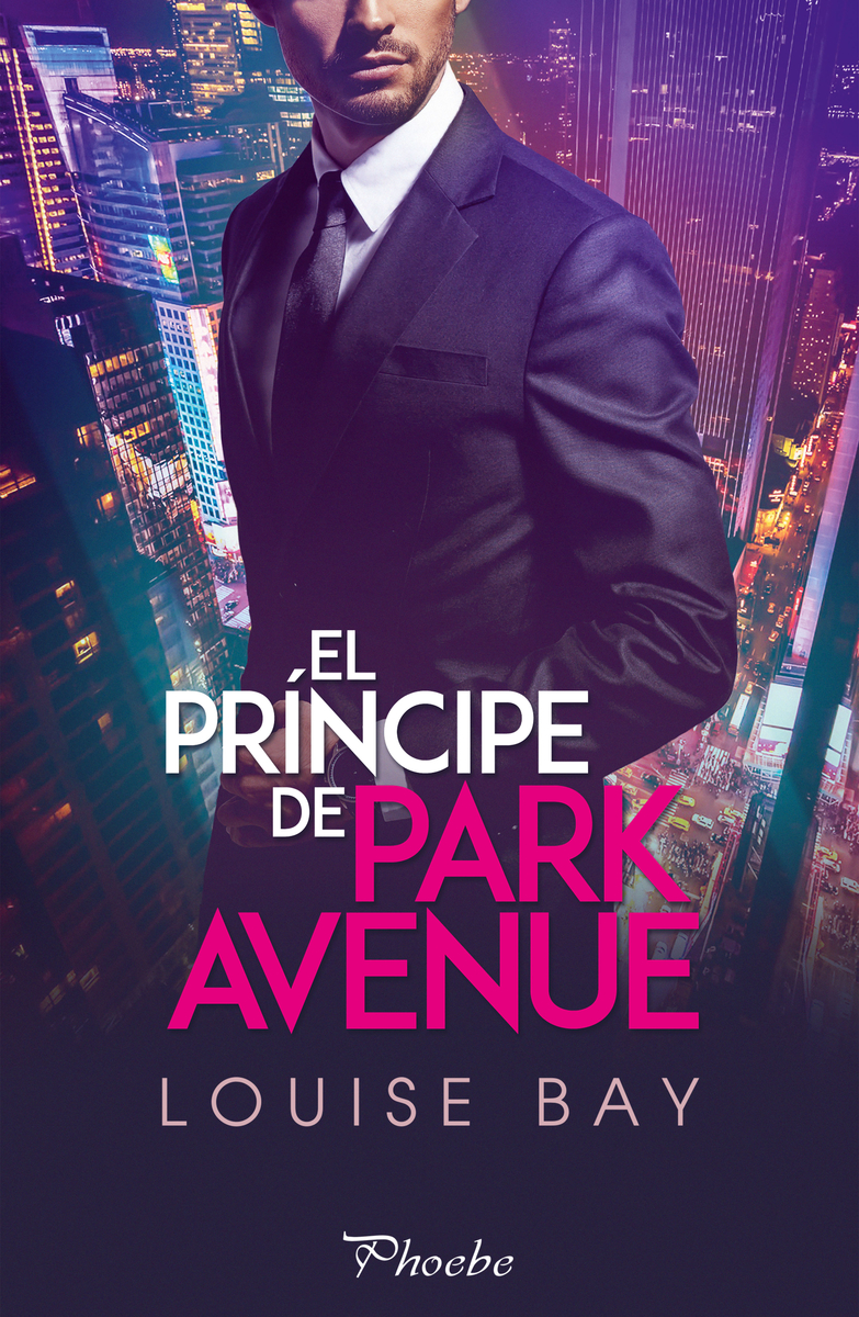El príncipe de Park Avenue: portada