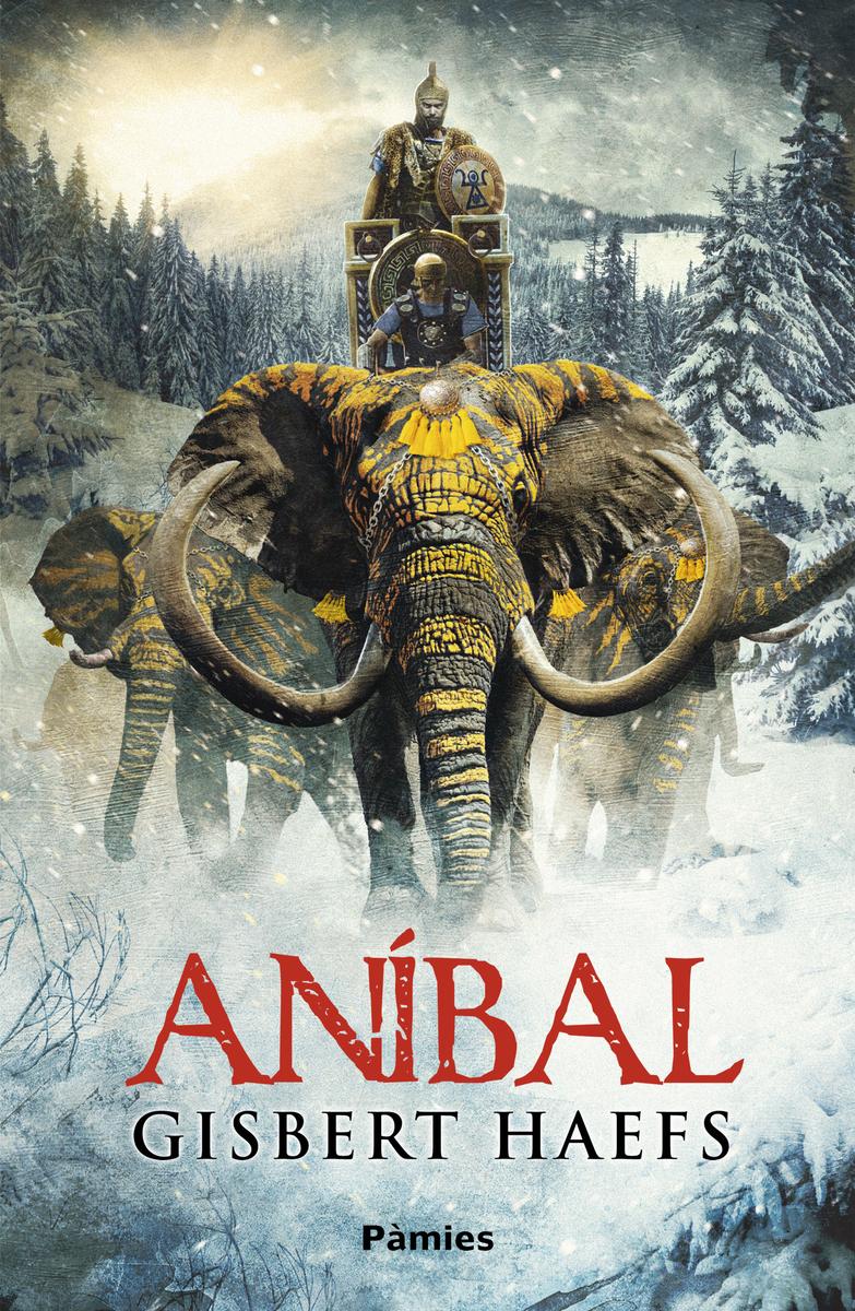 Aníbal: portada