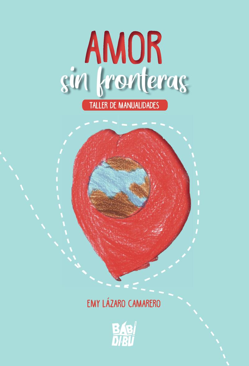 AMOR SIN FRONTERAS: portada