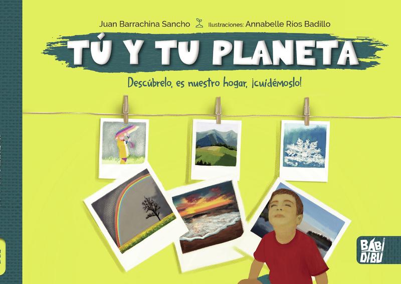 Tú y tu planeta: portada