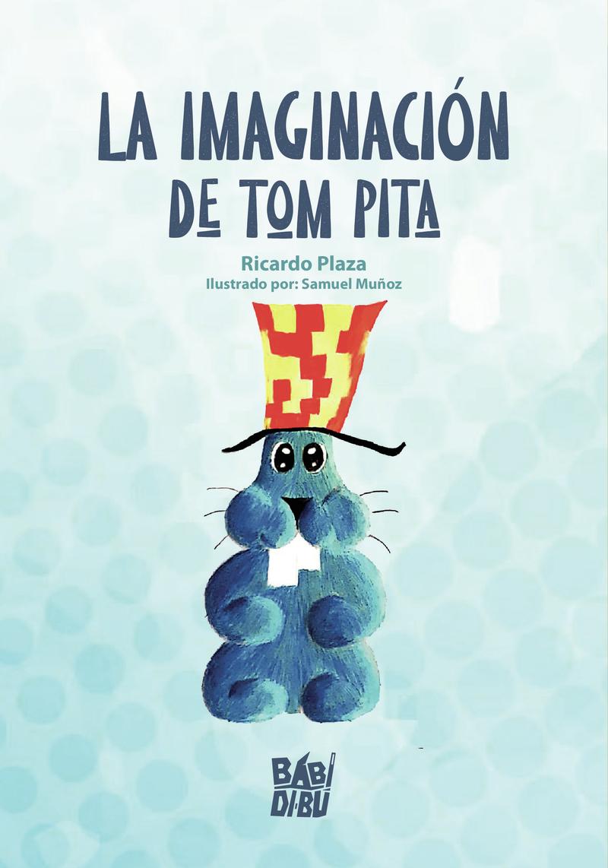 La imaginación de Tom Pita: portada
