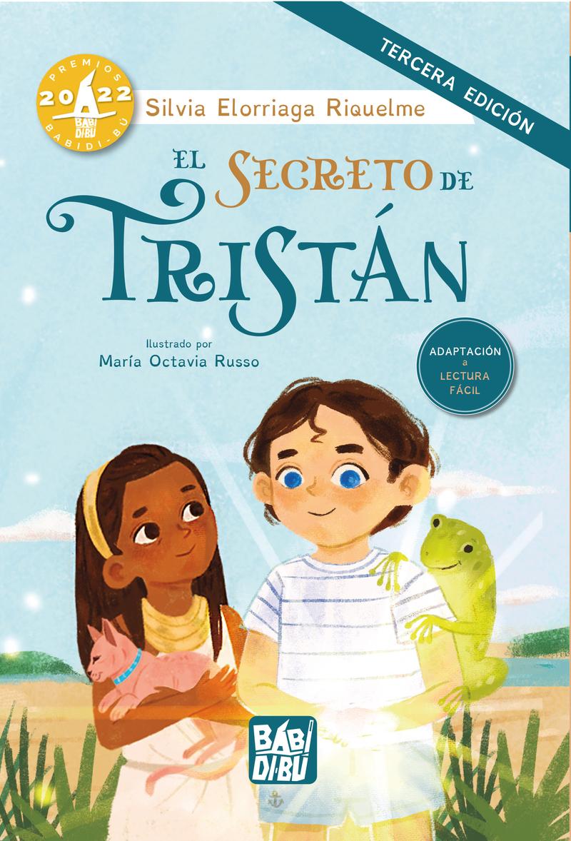El secreto de Tristán: portada