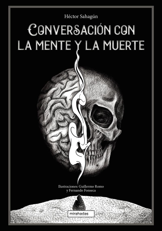 Conversación con la mente y la muerte: portada