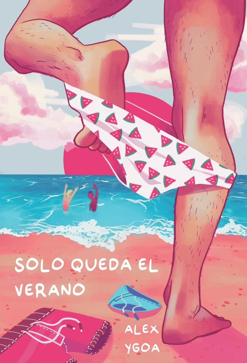 Solo queda el verano: portada