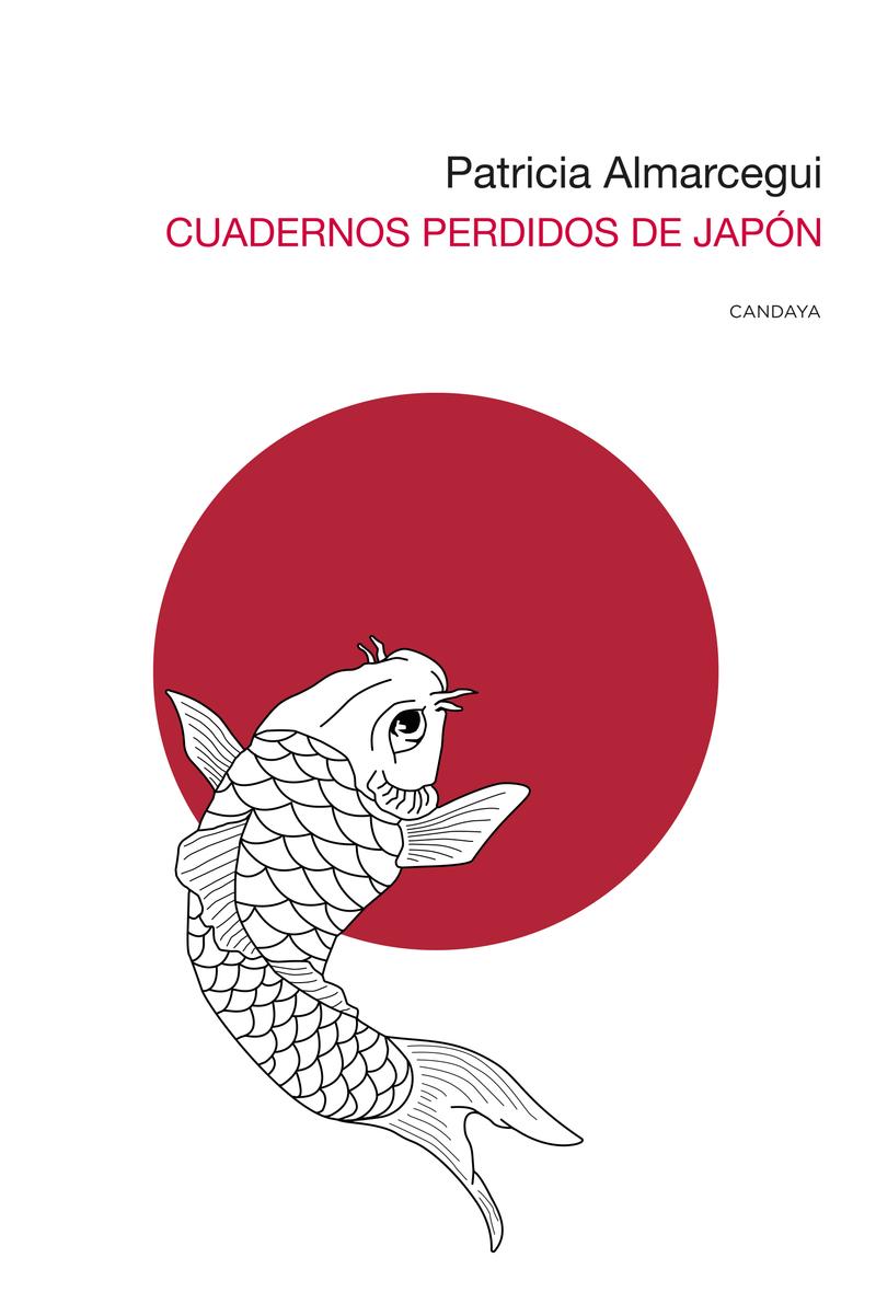 Cuadernos perdidos de Japón: portada