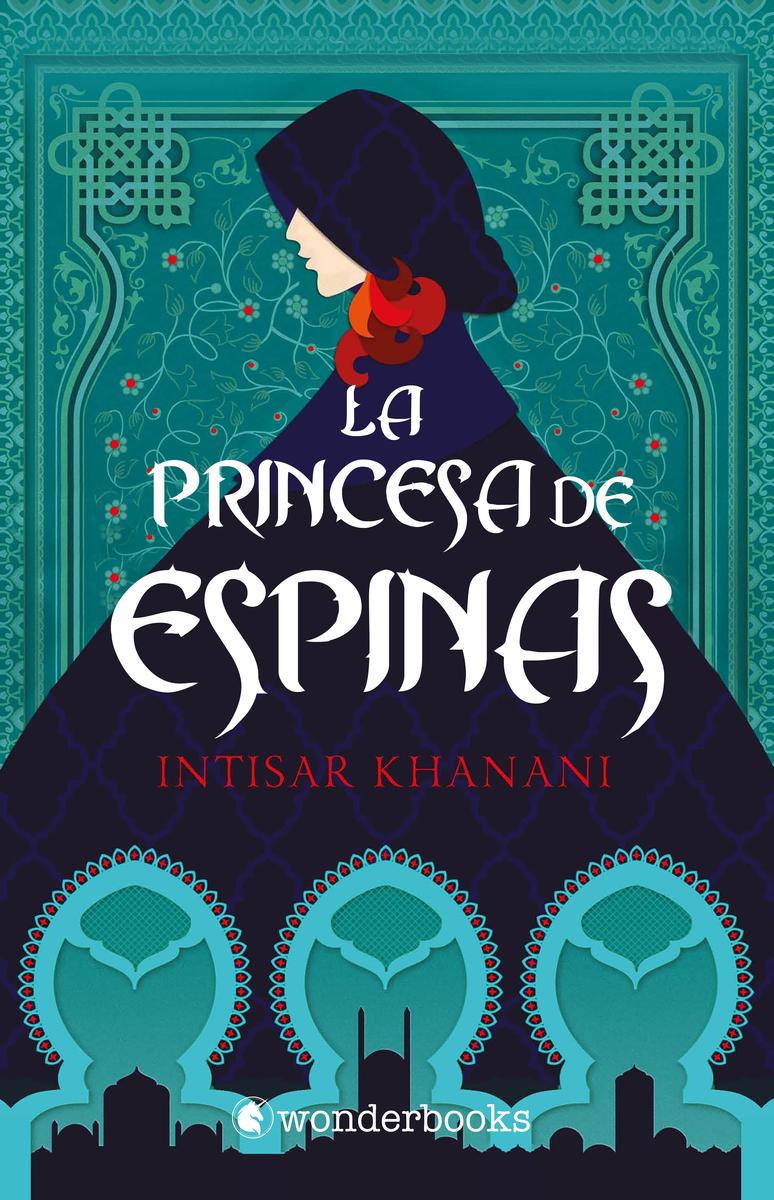 La princesa de espinas: portada