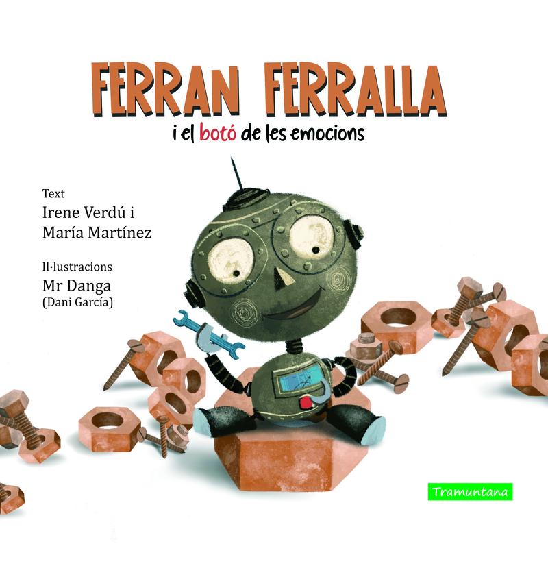 Ferran Ferralla: portada