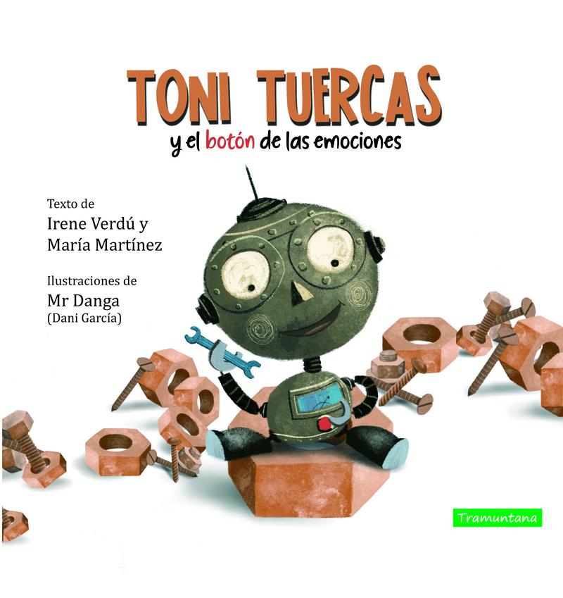 Toni Tuercas: portada