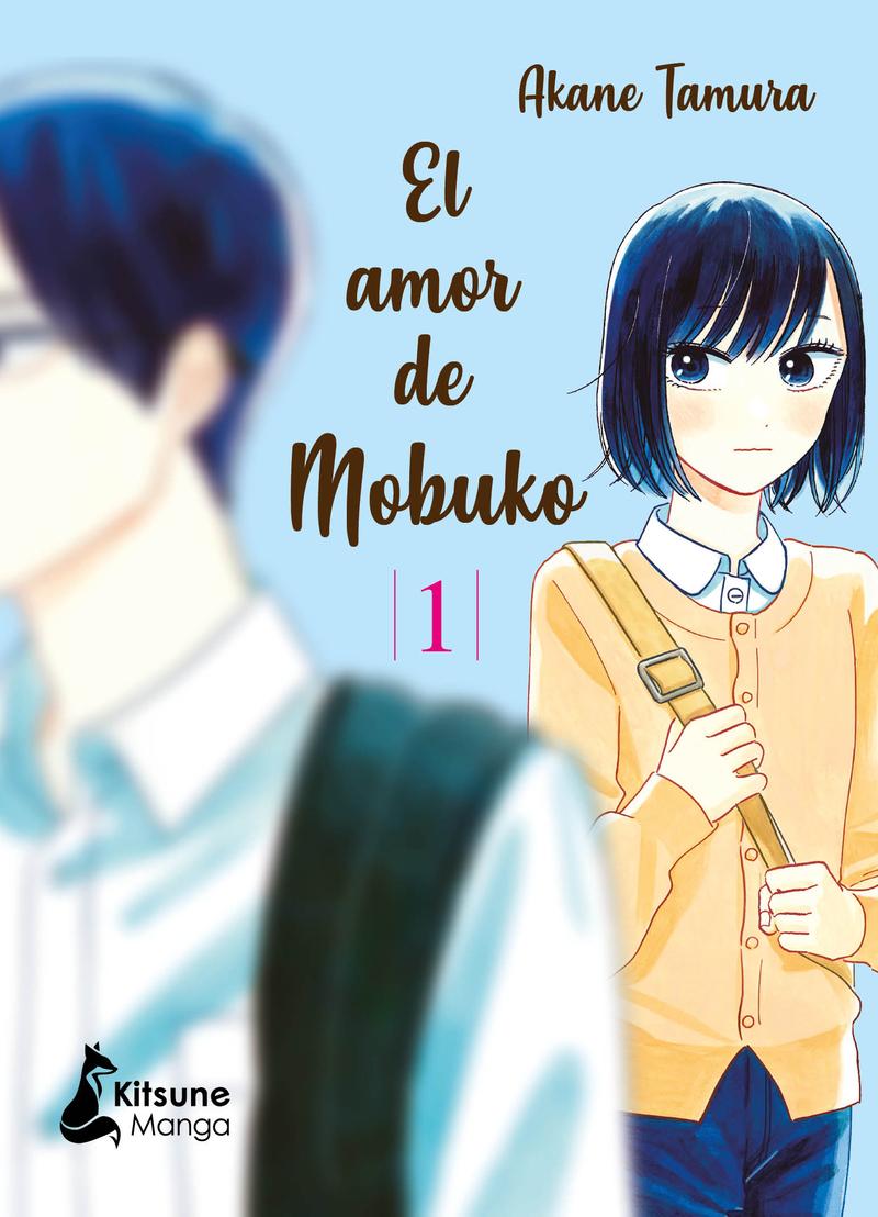 El amor de Mobuko 1: portada