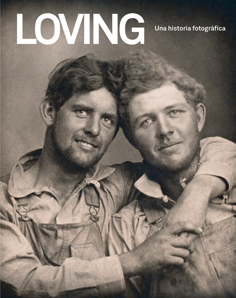 Loving. Una historia fotográfica: portada