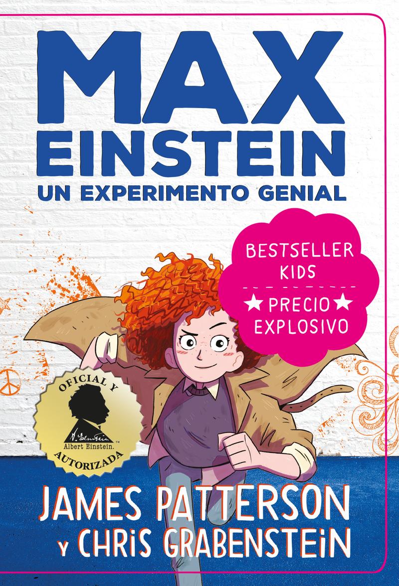 Max Einstein. Un experimento genial: portada