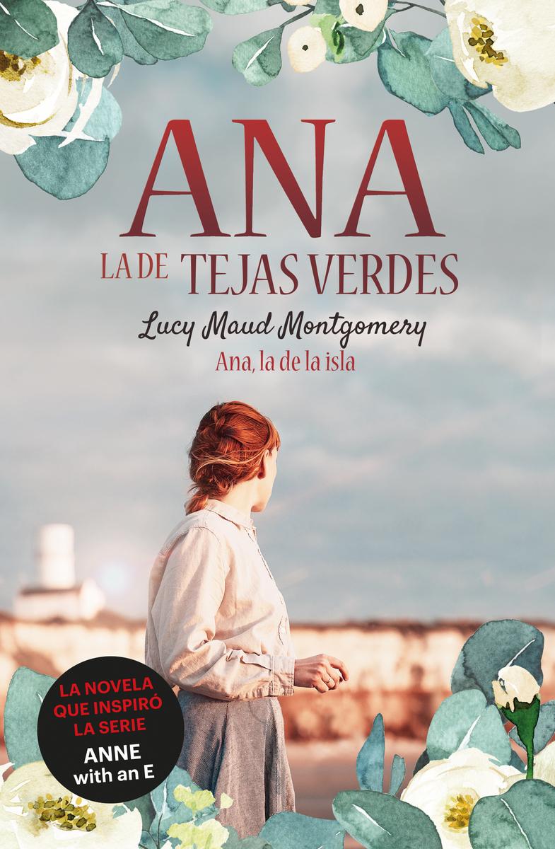 Ana, la de Tejas Verdes 3. Ana, la de la Isla: portada