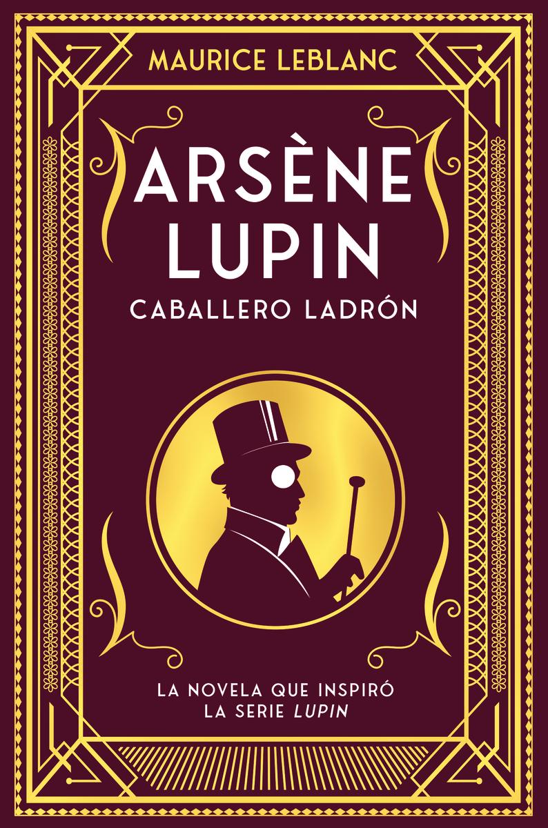 Arsène Lupin, caballero ladrón (5ª ED): portada