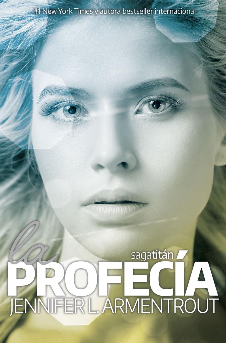 LA PROFECÍA (TITAN #4): portada