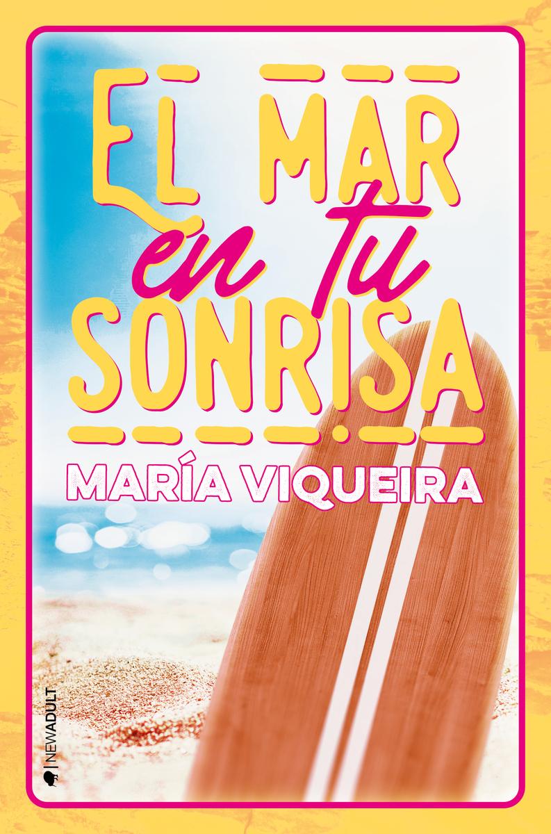 EL MAR EN TU SONRISA: portada