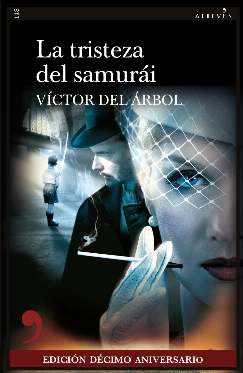 La Tristeza del Samurai (edición décimo aniversario): portada