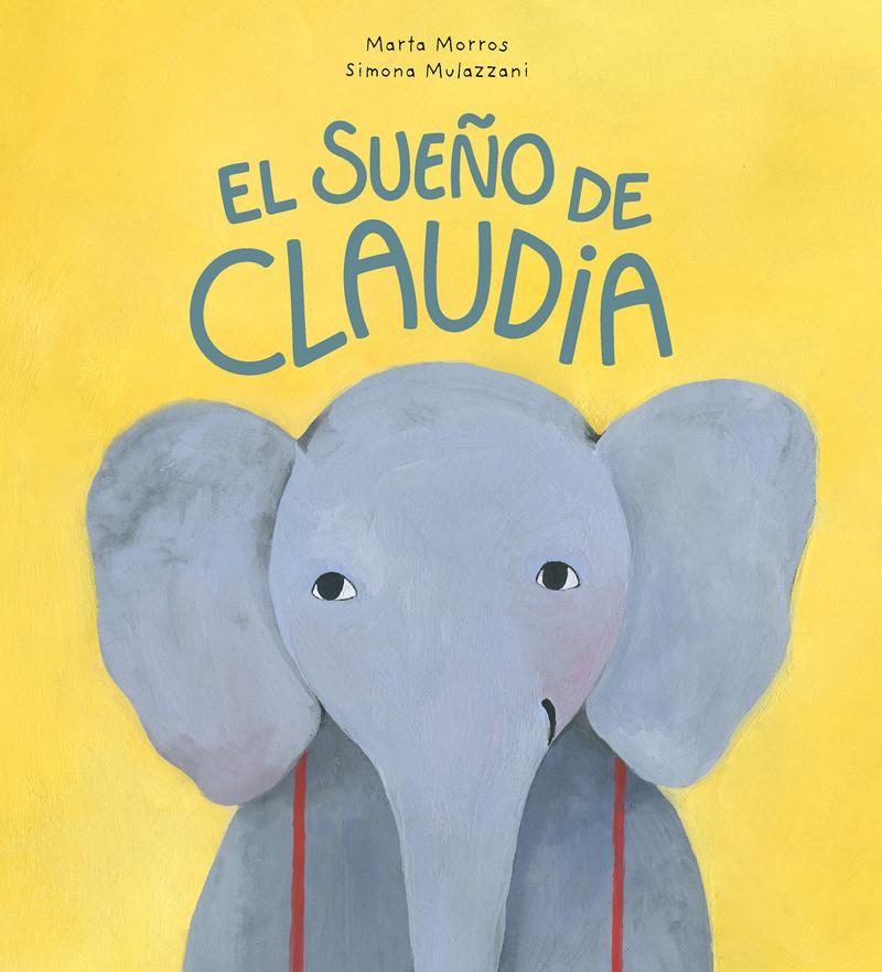 El sueño de Claudia: portada