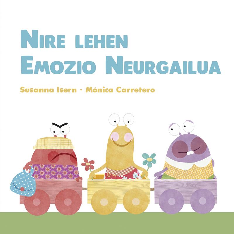 Nire lehen Emozio Neurgailua: portada