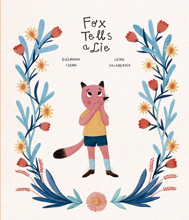 Fox Tells a Lie: portada