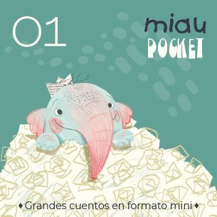 MIAU POCKET 1: portada