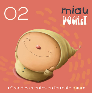 MIAU POCKET 2: portada