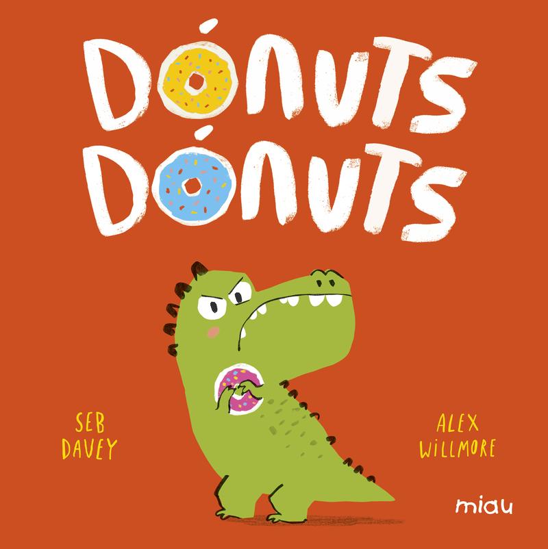 DONUTS DONUTS: portada