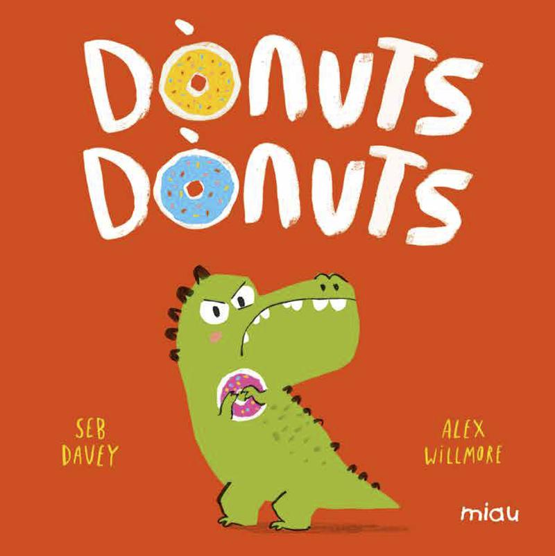 DONUTS DONUTS - CAT: portada
