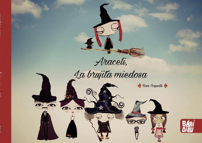 Araceli, la brujita miedosa: portada