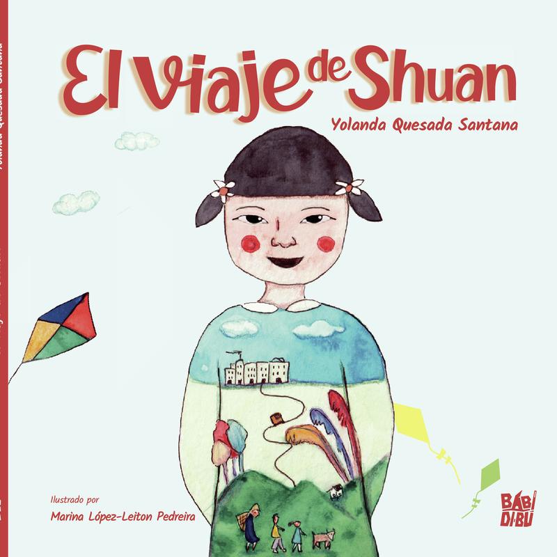 El viaje de Shuan: portada
