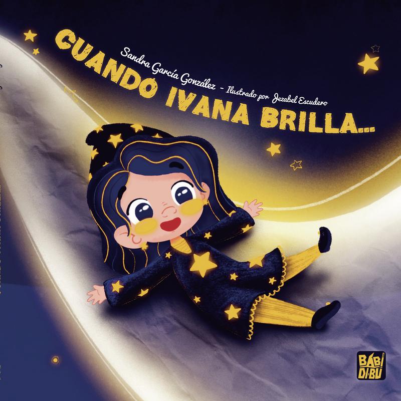Cuando Ivana brilla...: portada