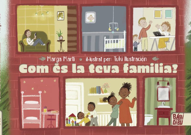 Com és la teva familia?: portada