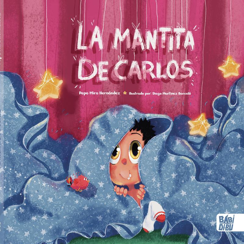 La mantita de Carlos: portada